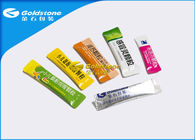 Easy Carrying Design Stick Pack Contract Packaging PET / Aluminium / PE Material
