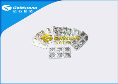 Pure Aluminium Pharmaceutical Blister Foil , Anti Moisture Medicine Blister Packaging