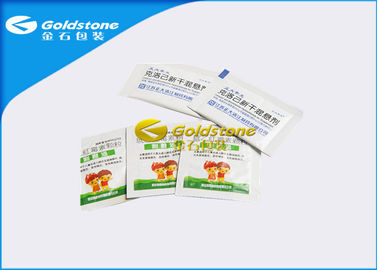 China Good Hardness Pharmaceutical Sachets Flexible Medical Packaging GMP Standard distributor