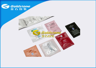 China GMP Standard Shampoo And Conditioner Sachets , Free Sample Shampoo Packets factory