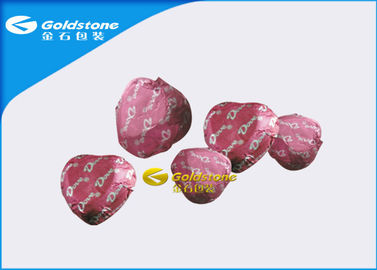 China Personalised Chocolate Foil Wrappers Good Light / Moisture Resistance distributor