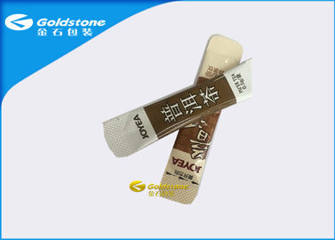 China Rewind High Barrier Empty Envelope Tea Bags With Ink Printing Eco Friendly distributor