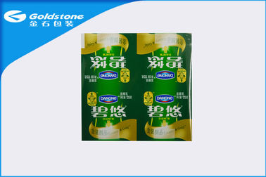 Paper Cup Sealing Roll Film Glossy Surface Outstanding Bending Proof Performance