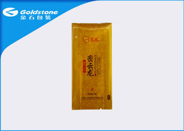 China Light Proof Composite Structure Envelope Tea Bags For Green Tea Packing distributor