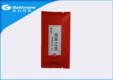 China Heat Seal Laminated Aluminium Envelope Tea Bags High Fragrance-Holding factory